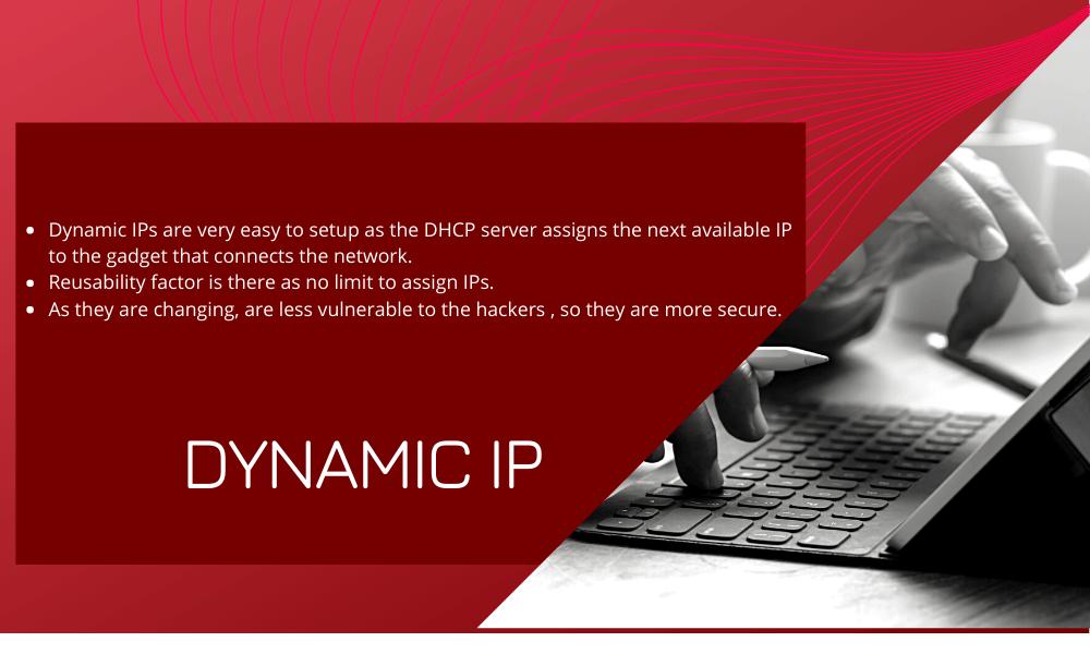 Dynamic IP
