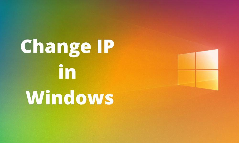 windows ip