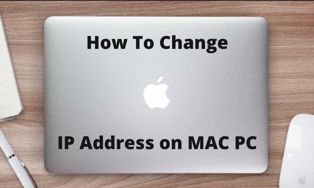 How To Change IP Address on MAC PC
