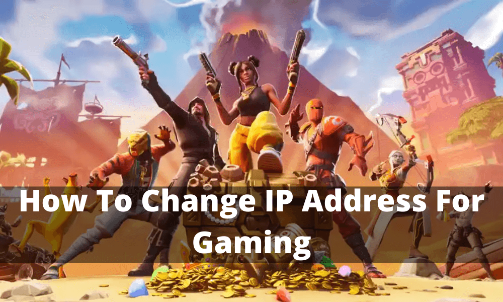 How To Change IP Address For Gaming (1)