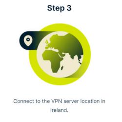 express vpn - ireland server